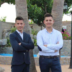 EUGENIO Y CARLOS